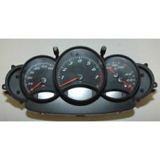 Porsche 986 Boxster Instrument Cluster 9866411030970C 17455 miles Manual