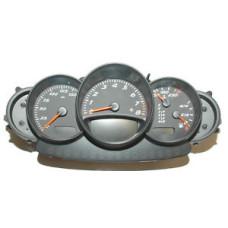 Porsche 986 Boxster Instrument Cluster 9866412040670C 16992 Miles Tiptronic