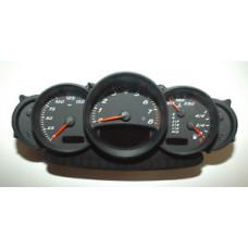 Porsche 986 Boxster Instrument Cluster 9866412040670C 6488 Miles Tiptronic
