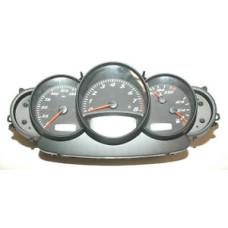 Porsche 986 Boxster Instrument Cluster 9866412230470C 28440 Miles Manual