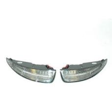 Porsche 991 GT3 Tail Lights Clear PAIR 99163198800 99163198700