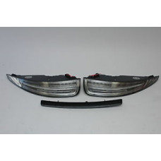 Porsche 991 Turbo GT3 Clear Tail Lights 99163198702 99163198802 99163199900