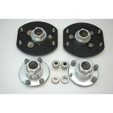 Porsche 993 RS Cup Monoball Strut Mount Set 99334308182 99334308282 99333305980