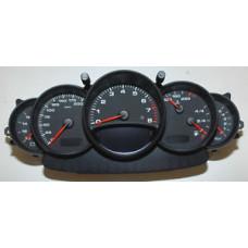 Porsche 996 GT2 Instrument Cluster 9966412130170C SS 9966412130570C 7066 mls