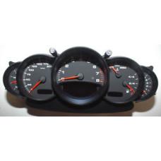 Porsche 996 GT2 Instrument Cluster 9966412130270C SS 9966412130570C 3843 miles