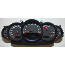 Porsche 996 Instrument Cluster 9966412230170C SS 9966412230370C 108 miles Manual