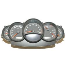 Porsche 996 Instrument Cluster 9966412230170C SS 9966412230370C MANUAL