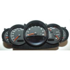 Porsche 996 Instrument Cluster 9966412240370C 42318 miles Tiptronic