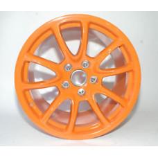 Porsche 997 GT3 RS Wheel Rear 12x19 ET51 Orange 97362164928C6