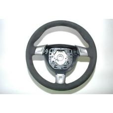 Porsche 997 Sport Steering Wheel Alcantera 99734780491A15