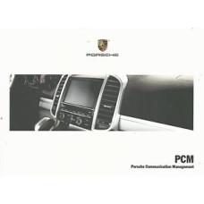 Porsche Communication Management PCM  Manual WKD952002115 new