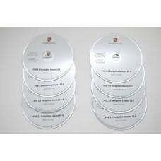 Porsche PCM Navigation CDs 00004490131