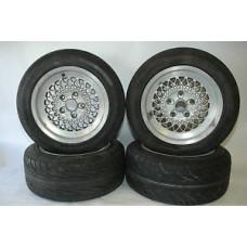 Porsche Rial Wheels and Tires 7x16 8x16