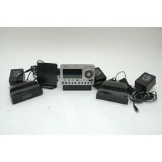XM Radio Sirius Docking System THREE UNITS