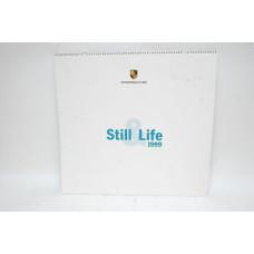 """Porsche 1999 Factory Calendar - """"Still Life"""" WAP09220710"""