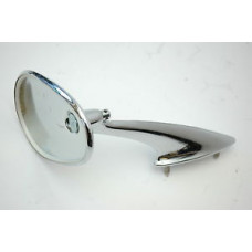 Porsche 356 Side Mirror - NO GLASS 64473100200 Aftermarket