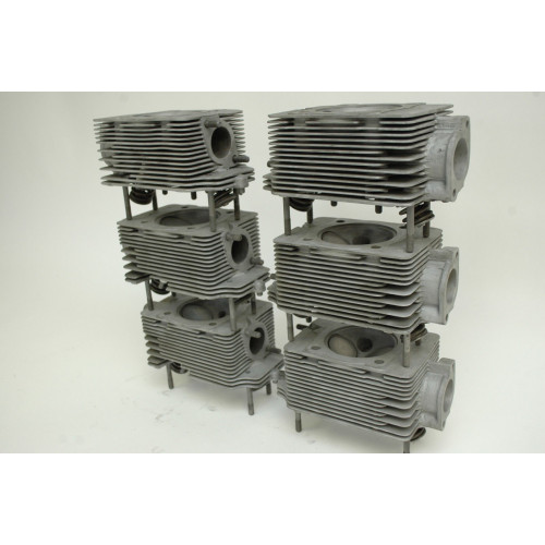 Porsche 911 1969 S Engine Cylinder Heads 90110400901