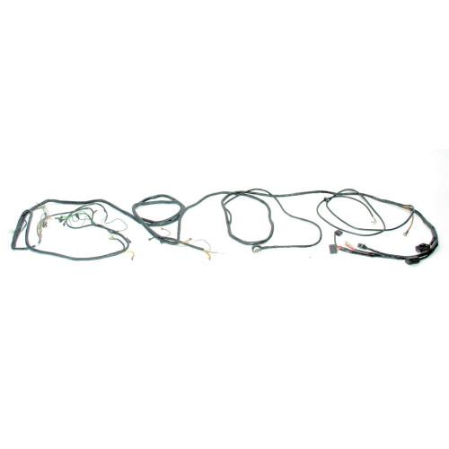 porsche 911 body wiring harness tunnel 91161206131