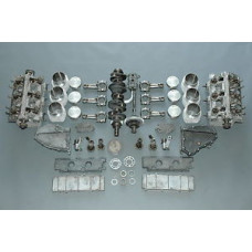 Porsche 911 Carrera RS MFI Engine Long Block 91110018300