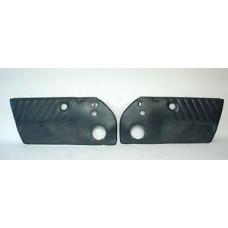 Porsche 911 Door Panels Blue Leather 91155593150KZ3 91155593250KZ3