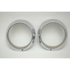Porsche 911 Headlight Ring Sugar Scoop 90163110205