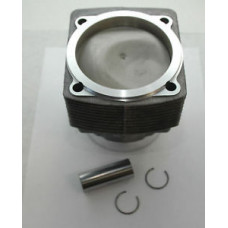 Porsche 911 Mahle 3.2 Piston Cylinder Euro 93010398901 fitment 84 to 89 95mm