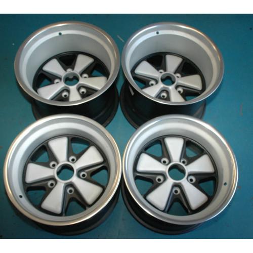 Used Porsche 911 For Sale >> Porsche 911 RSR Fuchs Wheels & P-7 Tires 15x9 & 11 91136102012