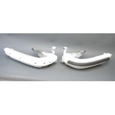 Porsche 911 Rear Bumper Early Pr 90150502121 90150502221 SS 91150502102GRV