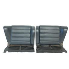 Porsche 911 Rear Jumpseats Blue Leather 911522005264AU 911522017001HH