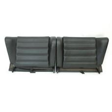 Porsche 911 Rear Seats Jump Seats Black Leather 91152201703KZ2 91152201803KZ2