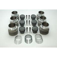 Porsche 911 S Mahle 2.4 Pistons Cylinder 91110391802 84mm