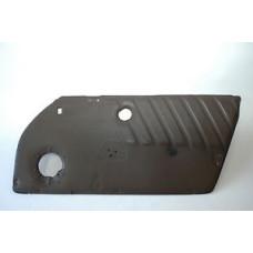 Porsche 911 SC Door Panel Brown Leather 9115550328740A