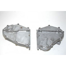 Porsche 911 SWB 65 911 Aluminium Chain Box Covers 90110506101 90110506201