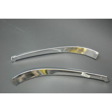 Porsche 914 Roll Bar Moulding Sils 91455910110 91455910210 Pair