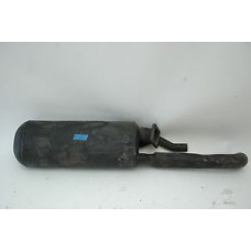 Porsche 930 Turbo Early Muffler 93011102504 1