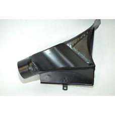 Porsche 930 Turbo Engine Distributor Cover Hot Air Socket 93010632101