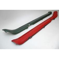 Porsche 930 Turbo Rocker Panels Green Red 93055904700 93055904800 SET C