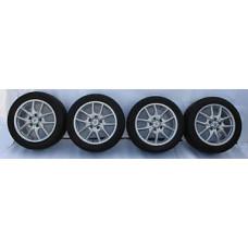 Porsche 955 Cayenne Wheels Tires 9x19 ET60 7L56010250B