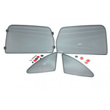 Porsche 958 Cayenne Window Shade Protective Rear Grill Set 95804400006