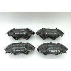Porsche 964 Caliper SET Rear Calipers 96435142102 96435142202 Front Calipers 964
