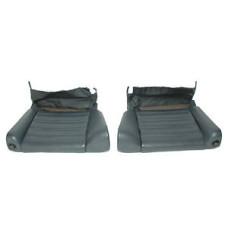 Porsche 964 Jump Seats Blue Coupe 964522017081KX 964522018081KX