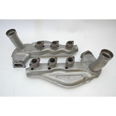 Porsche 965 Carrera Turbo Heat Exchangers B 93021103302