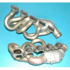 Porsche 980 Carrera GT Exhaust Manifolds 98011101206 98011101106
