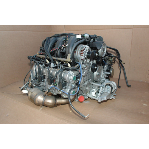 2005 Porsche Boxster Transmission: Porsche 987 Boxster S Engine 3.2 98710092500 M96.26