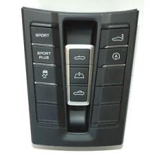 Porsche 991 Switch Panel 99161396703DML SS 99161396707DML