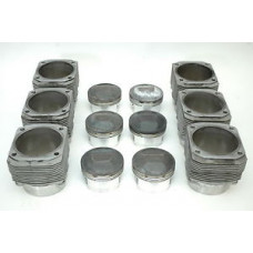 Porsche 993 964 3.8 Perfect Bore Cylinders JE Pistons 102mm