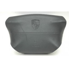 Porsche 993 Air Bag Black Vinyl 4 Spoke 99334708900