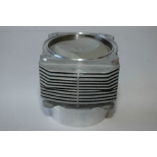 Porsche 993 Engine 3.6 Mahle Pistons Cylinders 99310391532 100MM