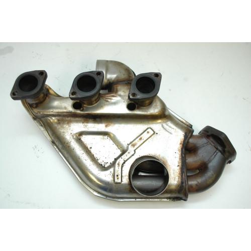 Porsche 993 Motor Abdichten: Porsche 993 Engine Heat Exchangers BISCOFF Exhaust