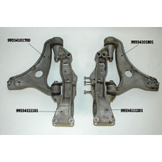 Porsche 993 Front Suspension Arms 99334101700 99334101801 Support 99334111101